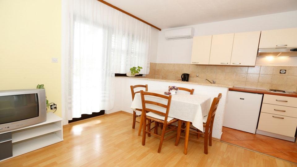 Appartamento Appartamento Sucur A2 1 Con Terrazza Nel