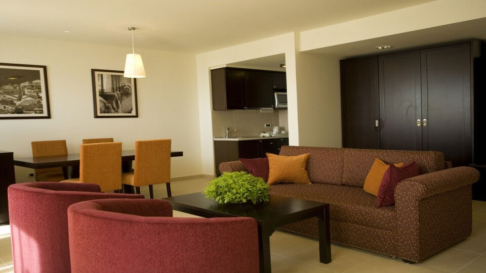 Atrium Residence Elite Apartment Baska Polo Line