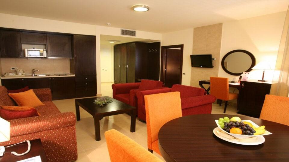 Atrium Residence Superior Apartment Baska Polo Line